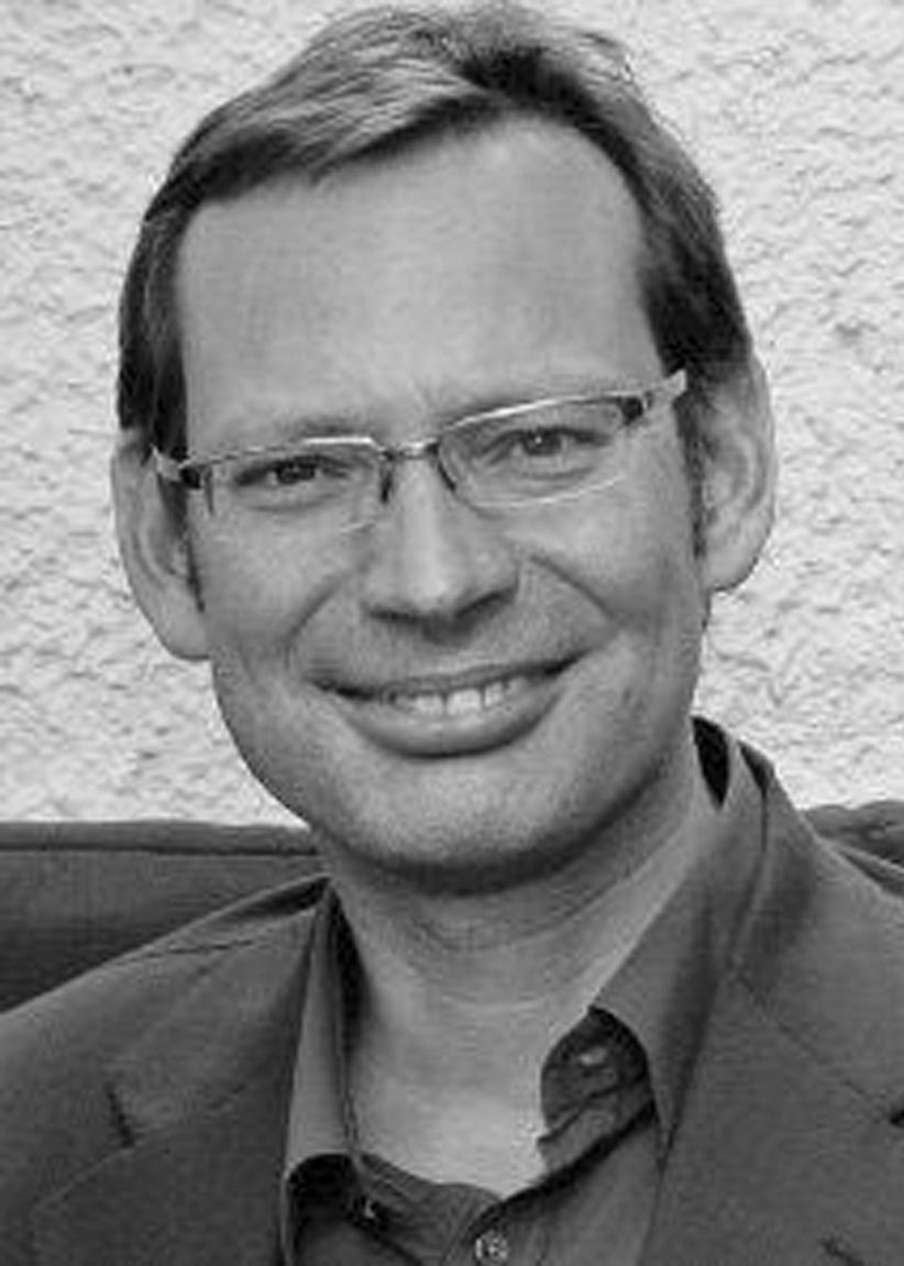 Dr. Markus Geier, Geschäftsführer